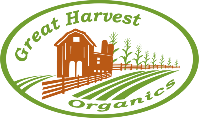 Great Harvest Organics logo