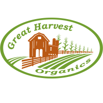 Great Harvest Organics logo