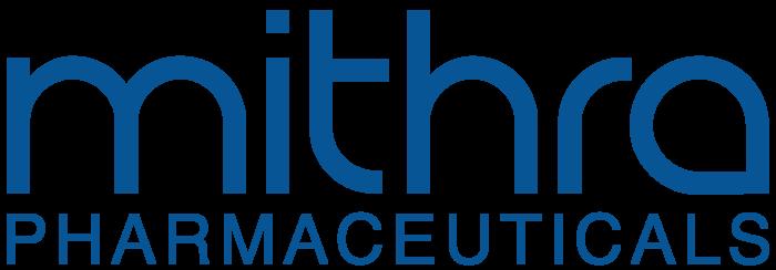 Mithra Pharmaceuticals logo, logotype