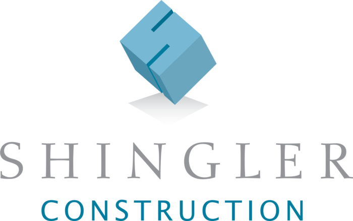 Shingler Construction logo