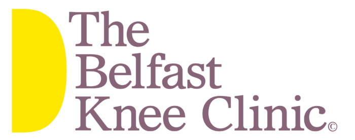 The Belfast Knee Clinic logo