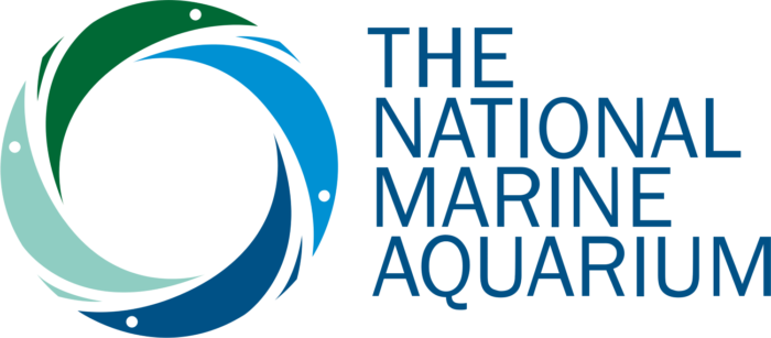The National Marine Aquarium logo