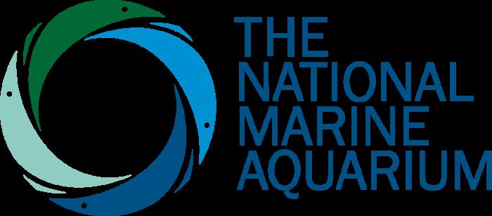 The National Marine Aquarium logo