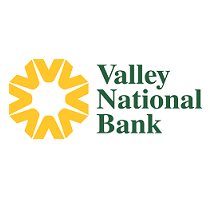 Valley National Bank logo, symbol