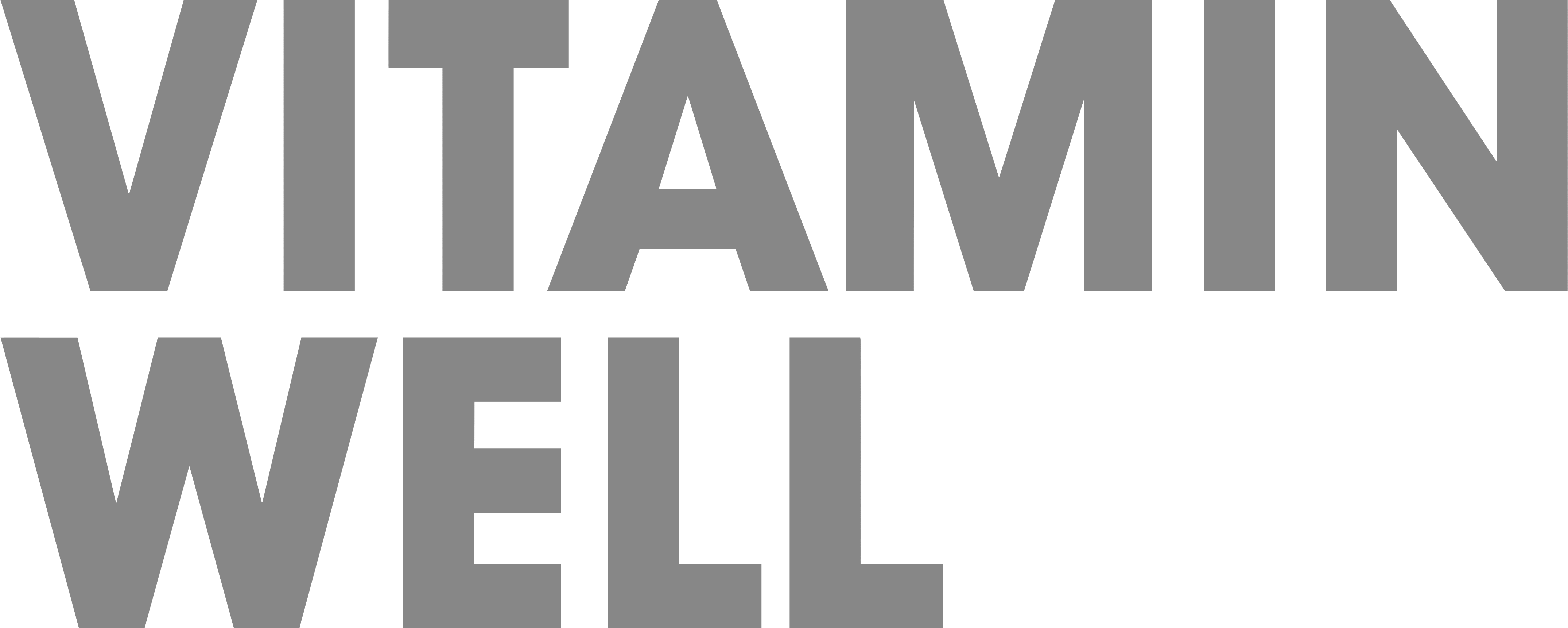 Image result for vitamin well logo