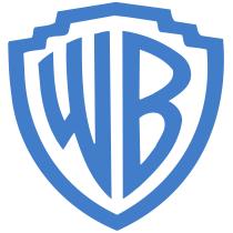 WB Warner Bros logo, logotype