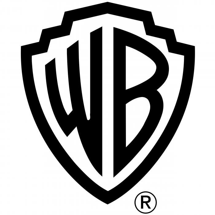 WB logo black