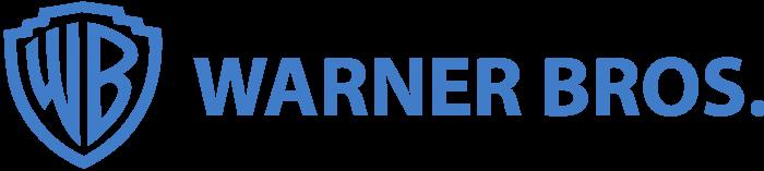 WB logo blue