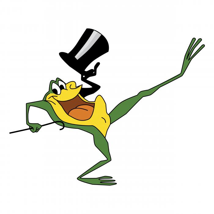 WB logo frog