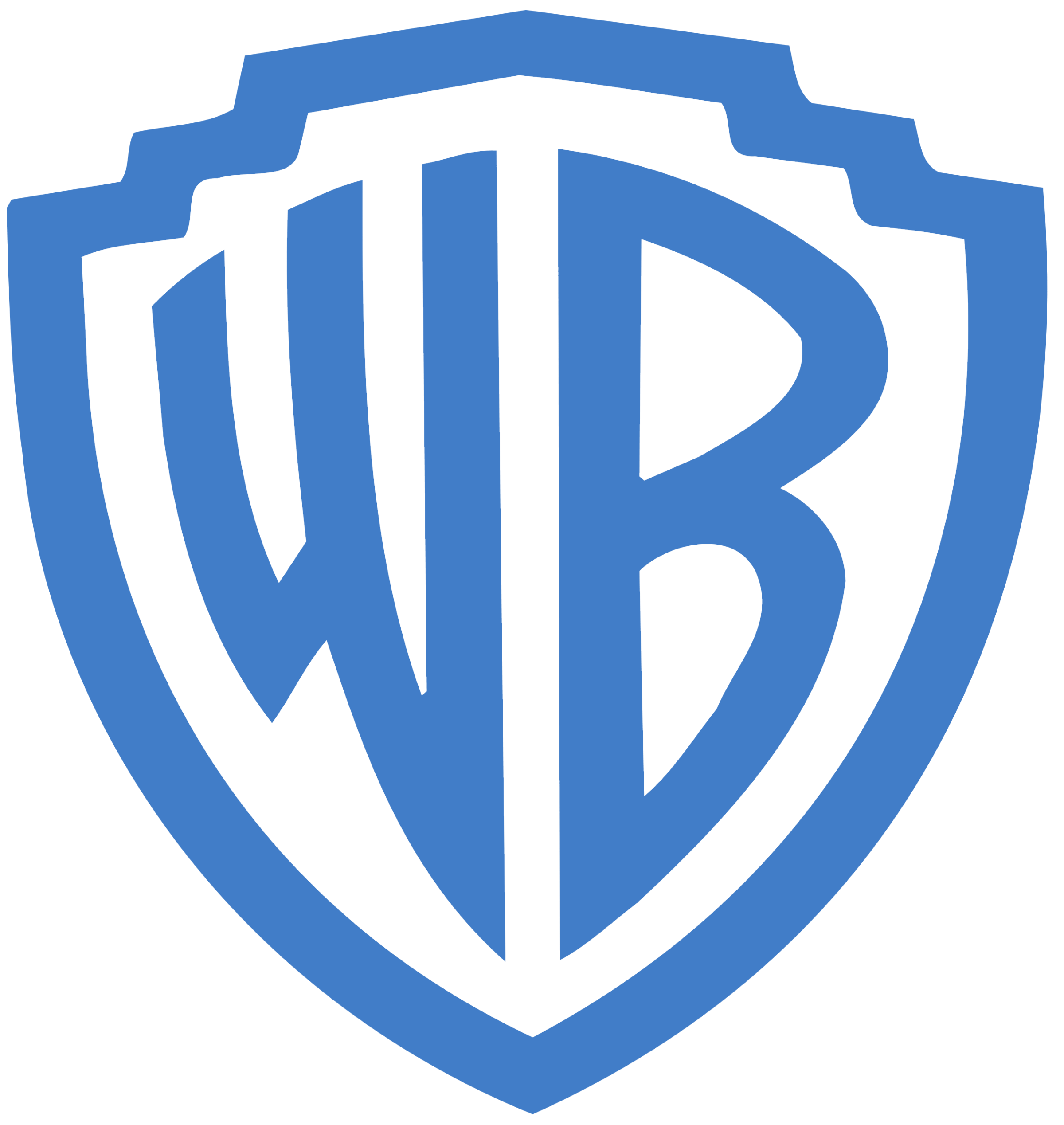 Wb Warner Bros Logos Download