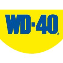 WD-40 logo, logotype