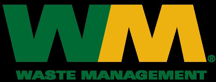 Waste Management logo, logotype