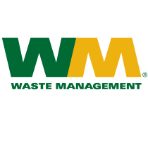 Waste Management logo, logotype