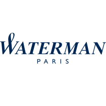 Waterman logo, wordmark
