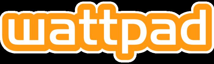 Wattpad logo, wordmark
