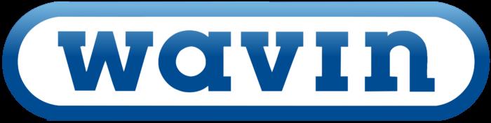 Wavin logo, gradient