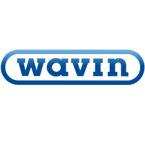Wavin logo, logotype
