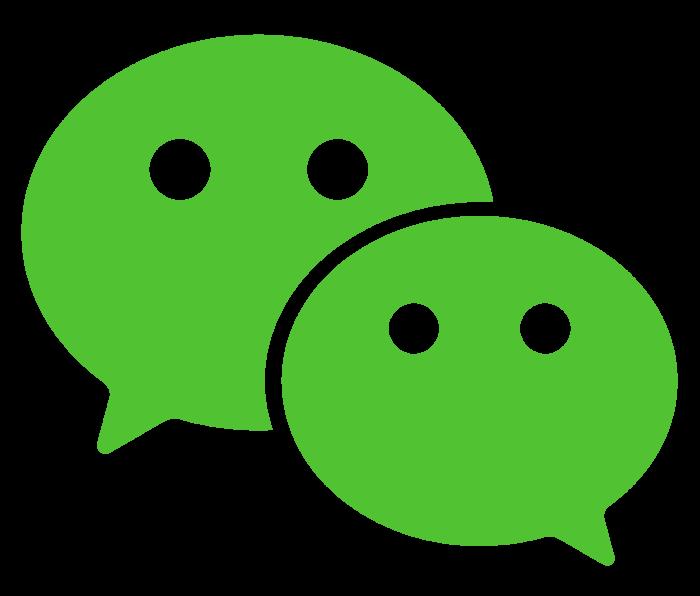 WeChat logo, icon