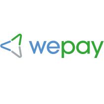 WePay logo, logotype