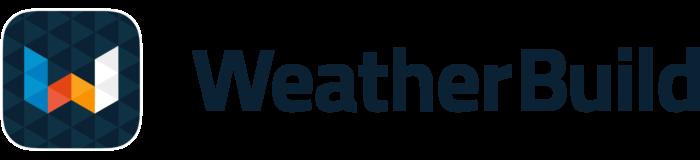 WeatherBuild logo