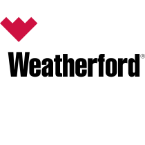 Weatherford logo, logotype