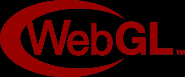 WebGL logo, logotype
