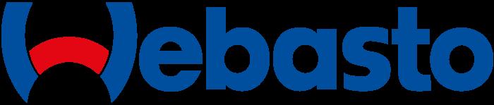 Webasto logo, logotype