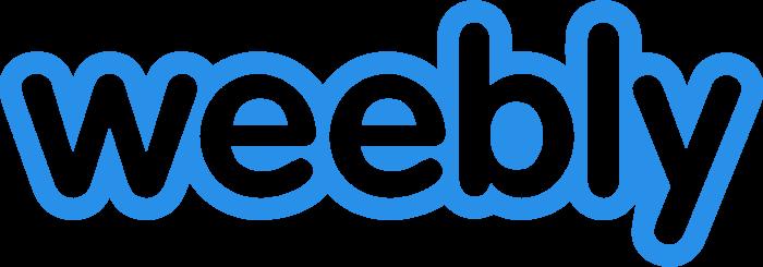Weebly logo, logotype