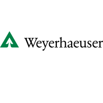 Weyerhaeuser logo, logotype
