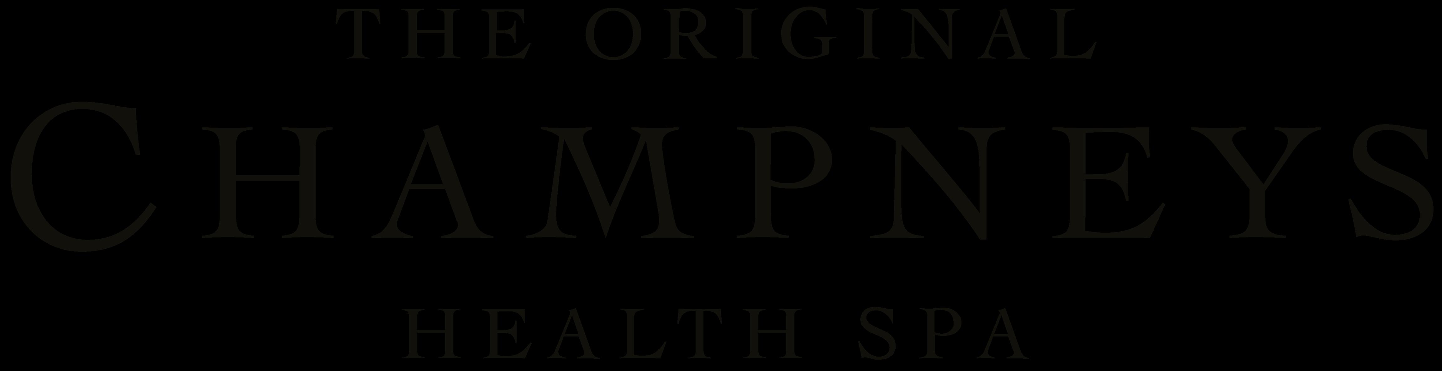 Champneys Logo The Original Health Spa
