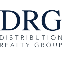 DRG logo (Distribution Realty Group)