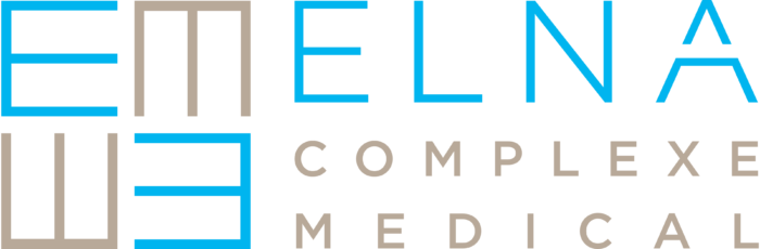 Elna Complexe Medical logo