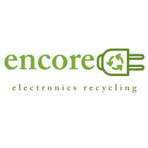 Encore Life logo (Electronics Recycling Program)