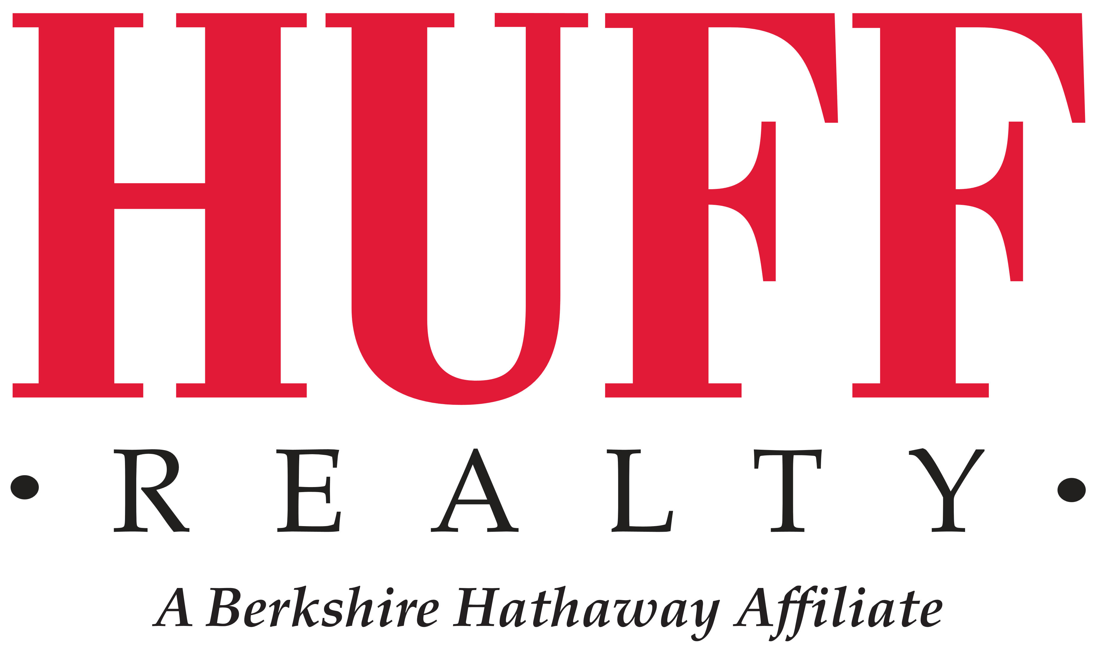 huff realty logos download