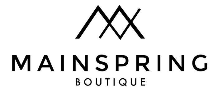Mainspring Boutique logo