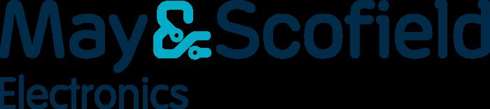 May & Scofield Electronics logo