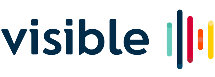 Visible logo (Social Media Management)