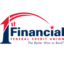 1st Financial Federal Credit Union logo