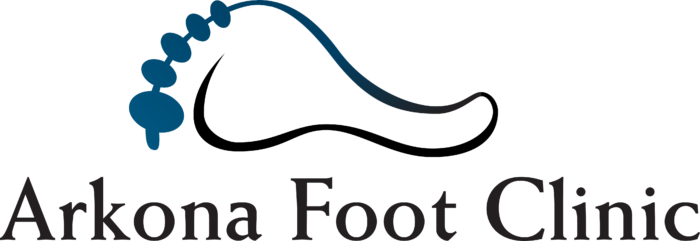 Arkona Foot Clinic logo