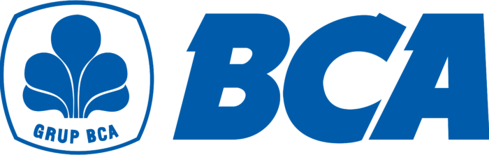 BCA logo (Bank Central Asia)