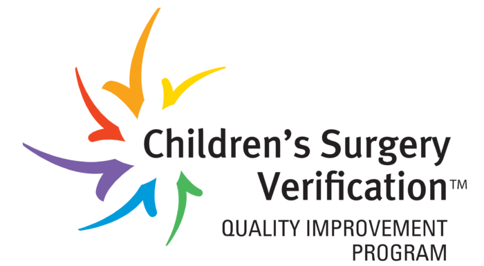 Children's Surgery Verification logo