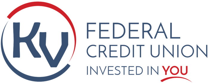 KV Federal Credit Union logo