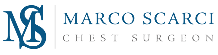 Marco Scarci Chest Surgeon logo