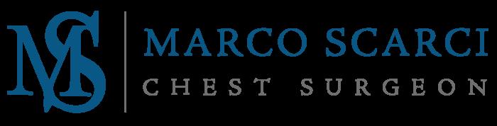 Marco Scarci Chest Surgeon logo