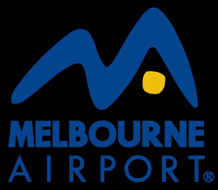 Melbourne Airport logo, logotype