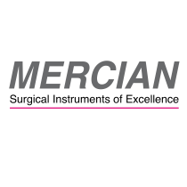 Mercian Surgical Instruments of Excellence logo