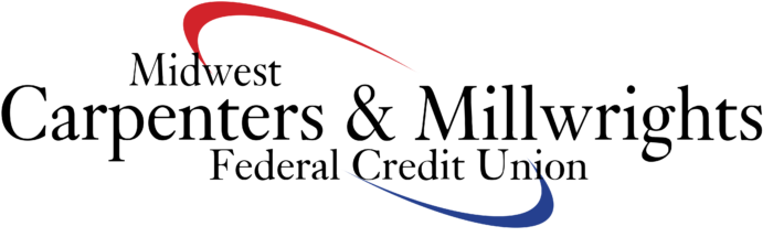 Midwest Carpenters & Millwrights Feredal Credit Union (FCU) logo