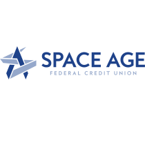 Space Age Federal Credit Union logo