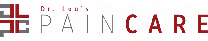 Dr. Lou's Pain Care logo