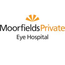 Moorfields Private Eye Hospital logo